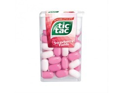 Ferrero India Private Limited Tic Tac Strawberry Fields 12.5gm Box, Pack Type: Small Box