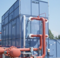Decsa Make Closed Circuit Evaporative Condensers