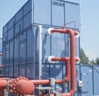 Decsa Make Closed Circuit Evaporative Condensers