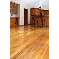 For Indoor Residential Building Laminated Wooden Flooring