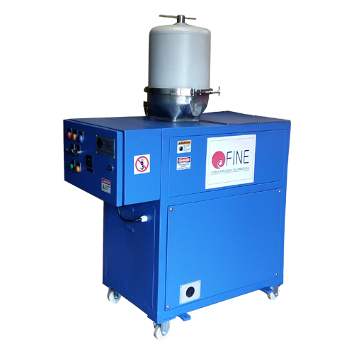 Centrifugal Oil Filter Machine, Capacity:3000LPH