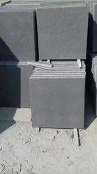 Grey and yellow Outdoor Rough Shahbad Stone, Thickness: 20 mm, Size: 23*17 23*23