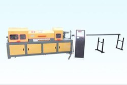 TMT Rebar Decoiling Machine