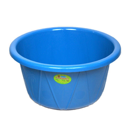 plastic water tub at rs 80 piece plastic tub m k plastic new