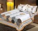 Designer Double Size Bed Sheet