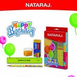 Nataraj Happy Birthday Kit, Packaging Type: Box