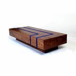 Brown Designer Center Table
