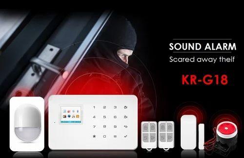 Kr G18 Wireless Home Office Security Burglar Alarm System