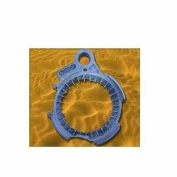 Steelcast Pressure Plate Traction Motor