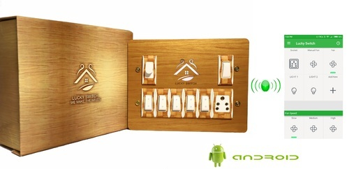Lucky Switch Home Automation Switchboard
