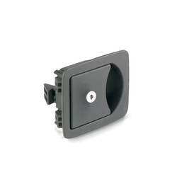 Generator Canopy Lock Handle