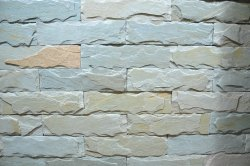 L Green Butching Natural Wall Cladding Stone