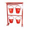 Fire Bucket Set