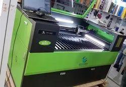 9060 Laser Cutting  and Engraving Machine