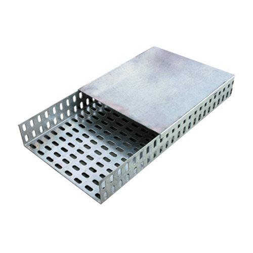 Hot Dip Galvanized Cable Trays गैल्वेनाइज्ड आयरन स्टील
