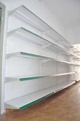 Departmental Storage Shelves