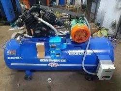 3hp air compressor  220 lts