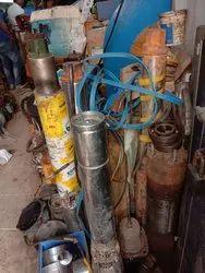 Submersible Pump Rewinding