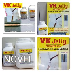SS Weld Scale Remover Cleaner VK JELLY