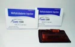 Aveth Methylcobalamin Injection, 2 Ml, Prescription