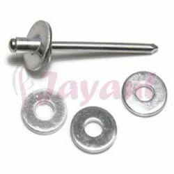 Rivet Backup Washer - Aluminium Blind, Pop Rivets, Stainless Steel