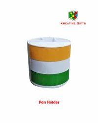 Tricolour Pen Stand