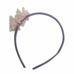 Daily Purple Plastic Hair Band, Packaging Size: 12 Pieces