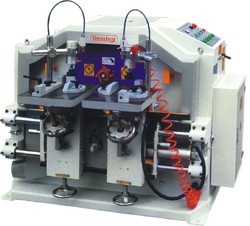 Umaboy 2.2 Kw Double Automatic Tenoning U 1013 Machines