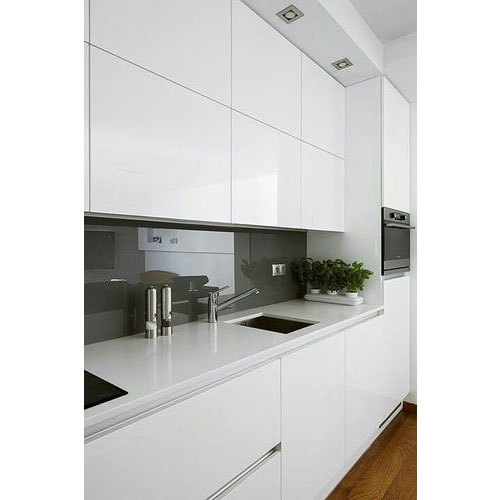 Designer Modular Kitchen At Rs 360 Square Feet: Modern Acrylic Modular Kitchen, Rs 1400 /square Feet
