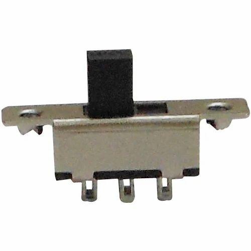2 Pole 2 Way Press Fit Monitor Switch B K Electronics New Delhi