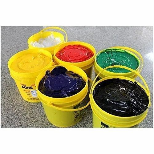 Screen Printing Plastisol Ink, For Textile, Packaging Size: 1-30 Kg, Rs 150  /kilogram | ID: 21368840788
