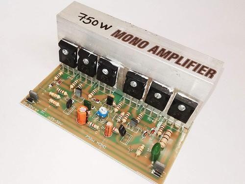 Mosfet Audio Power Amplifier Kit