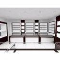 Showroom Interior Designing Work