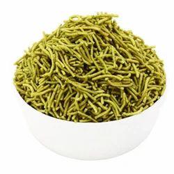 Sonal Foods Besan Palak Pudina Sev, Packaging Type: Packet, Packaging Size: 1 Kg
