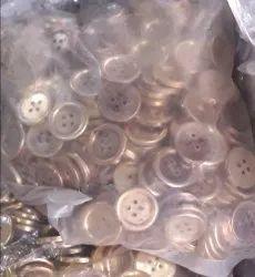 Coat Metal Button