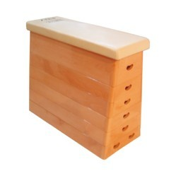 Gymnastics Vaulting Box 1.10 Mtr Beech Wood G402