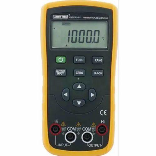Process Calibrator Thermocouple J,K,T,E,R,S,B,N710