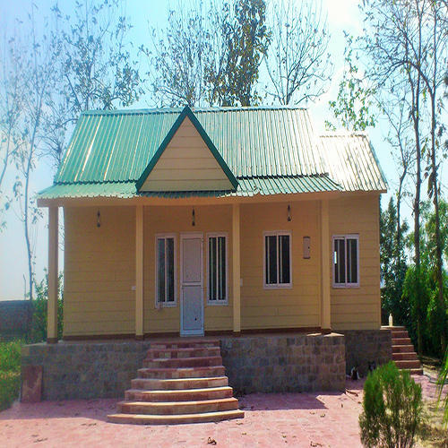 Steel Prefab Cottages, Rs 800 /square Feet, Epack Polymers
