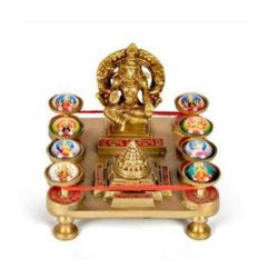 Ashtalaxmi Religious Yantra