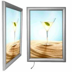 Aluminum LED Display Frame, For Gifting Purpose
