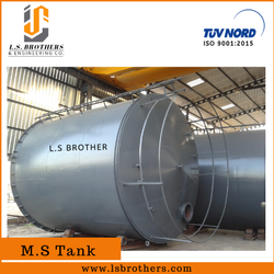 Storage Tanks For Chemical Industry