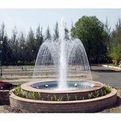 Ring Type Garden Decorative Water Fountains