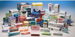 Cardboard Pharmaceutical Packaging Box Printing Service, in India