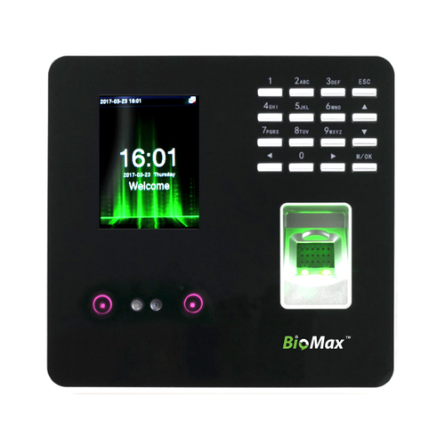 Biomax MB-20 Face And Fingerprint Attendance System