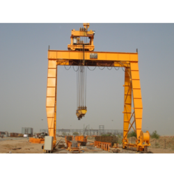 Electric Goliath Cranes