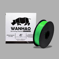 Wanhao Original Green PLA 1.75mm 3D Printer Filament