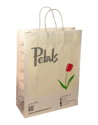 Fancy Printed Paper Bag