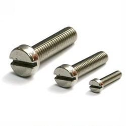 Round Head Mild Steel Fasteners, Size: 2 to 30 mm