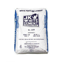JK White Cement Putty, Packaging Type: Plastic Bag