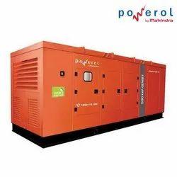 100 KVA Mahindra Powerol Diesel Generator, 3 Phase